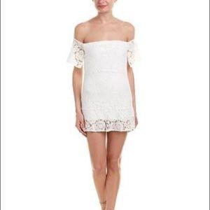 Few Moda White Mini Dress